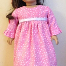 pink dress1